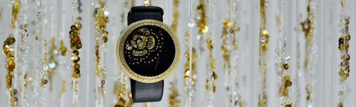 Collection Chanel présentée à Baselworld 2015