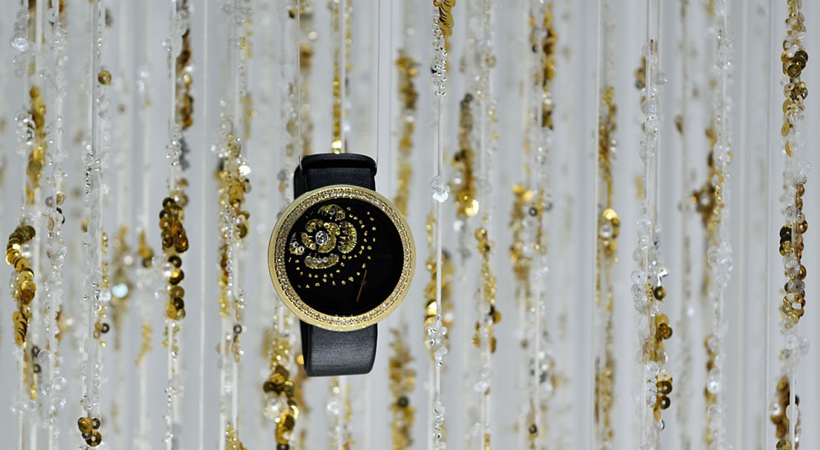 Chanel à Baselworld 2015