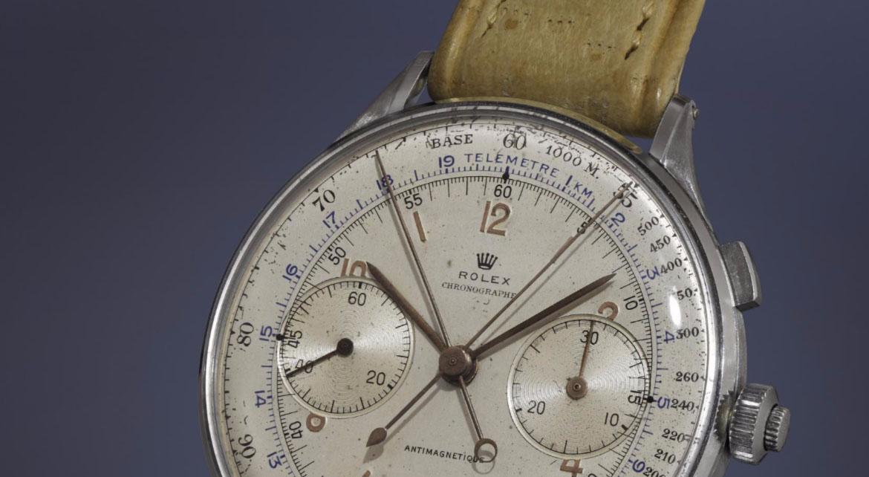 Record du monde pour le prix d'une Rolex