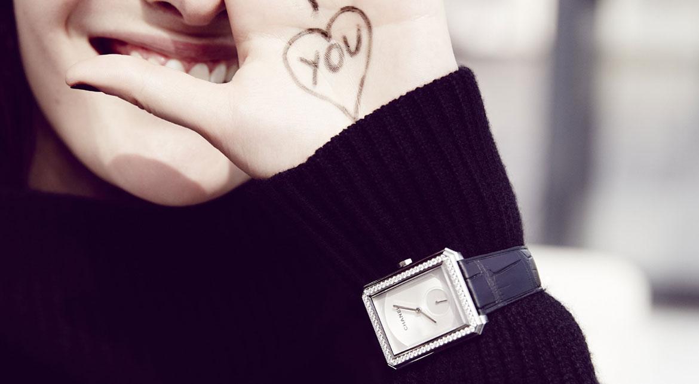 nouvelle montre chanel 2015