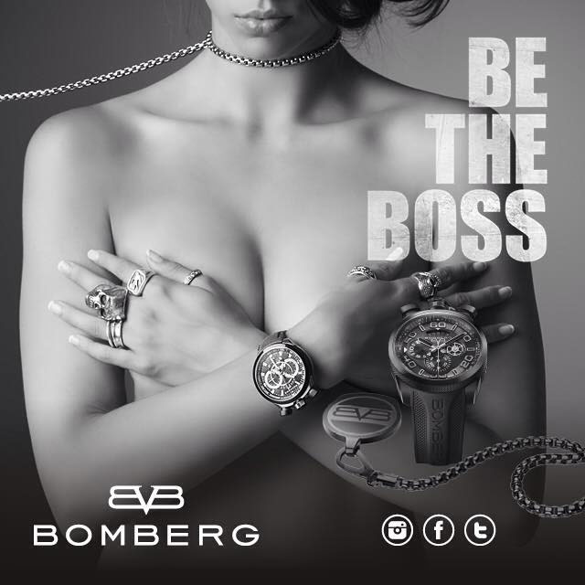 Bomberg - Be the Boss
