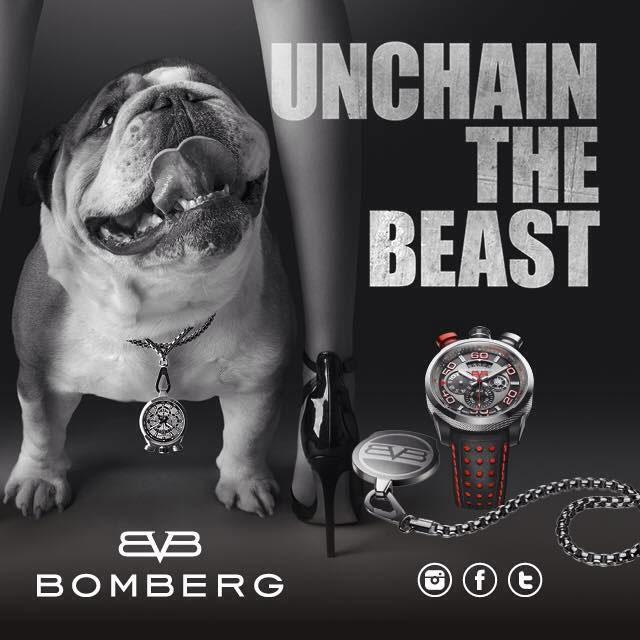 Bomberg - Unchain The Beast