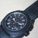 JeanRichard Terrascope Chrono Carbon