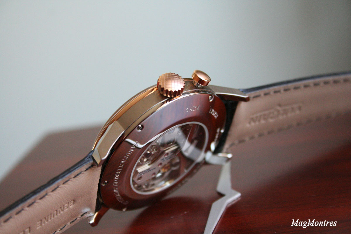 Montre Vulcain 50s Presidents' Watch Réf : 110651G11.BAL101
