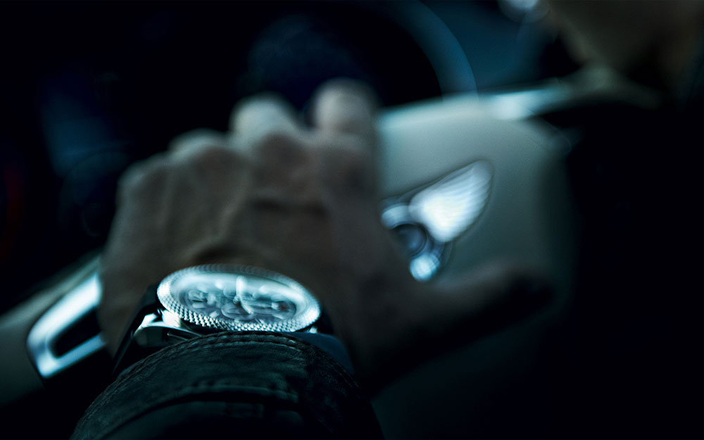 Breitling for Bentley, un partenariat d'exception