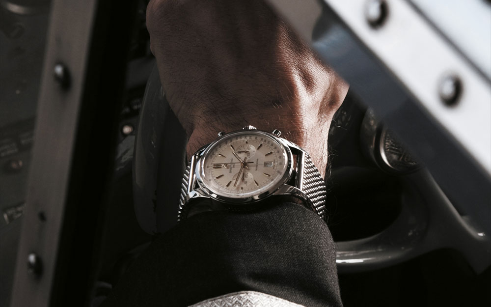 Montre de la collection Breitling Transocean