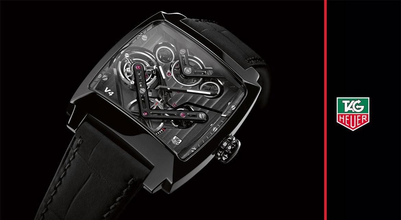 Monaco v4 часы купить копию