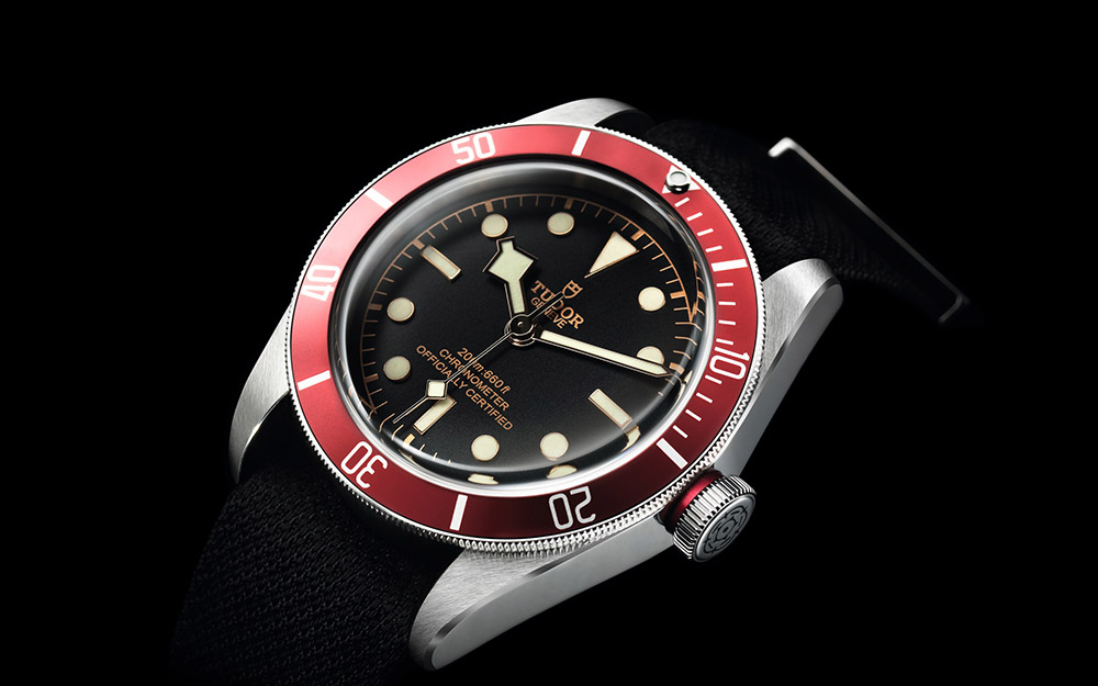 Tudor Black Bay 2016
