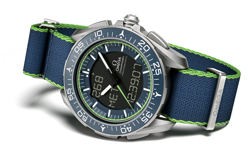 Omega Speedmaster X-33 Solar Impulse