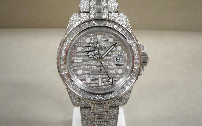Rolex GMT Master II (116769TBR) - Price: $ 485,350