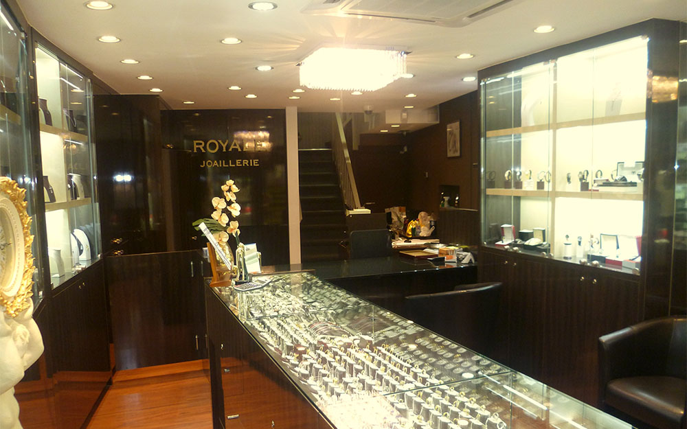 Royal Jewelry: second-hand luxury watches in Brussels