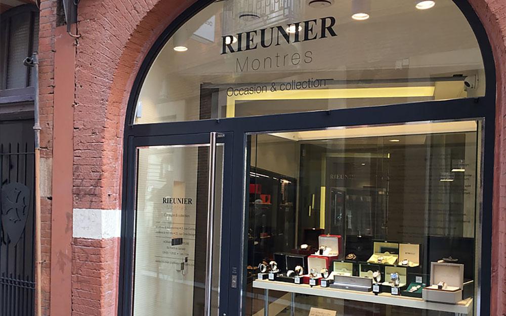 Rieunier : Boutiques de montres d'occasion à Toulouse