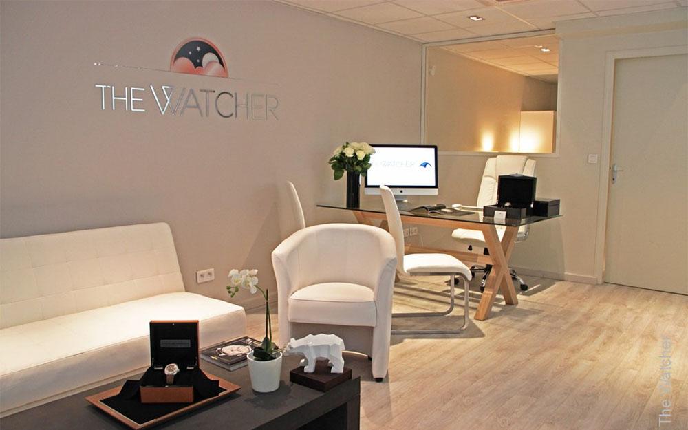The Watcher : Boutique de montres de luxe d'occasion et Showroom à Paris