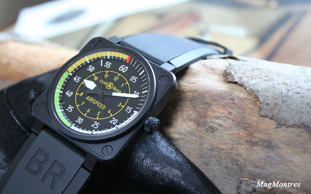 Bell & Ross BR01 AirSpeed - Visuel copyright MagMontres.fr