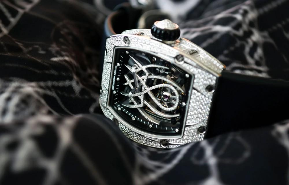 Richard Mille Araignée RM 19-01