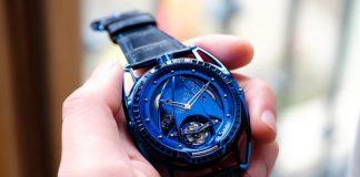 Marques de montres suisses