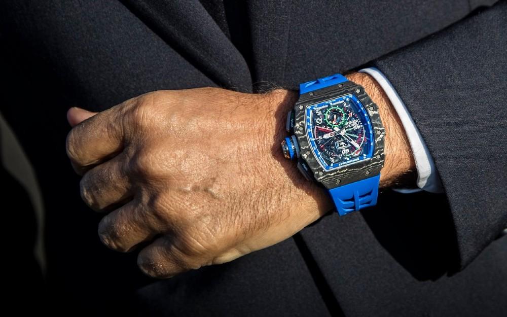 Richard Mille Mancini RM 11-04
