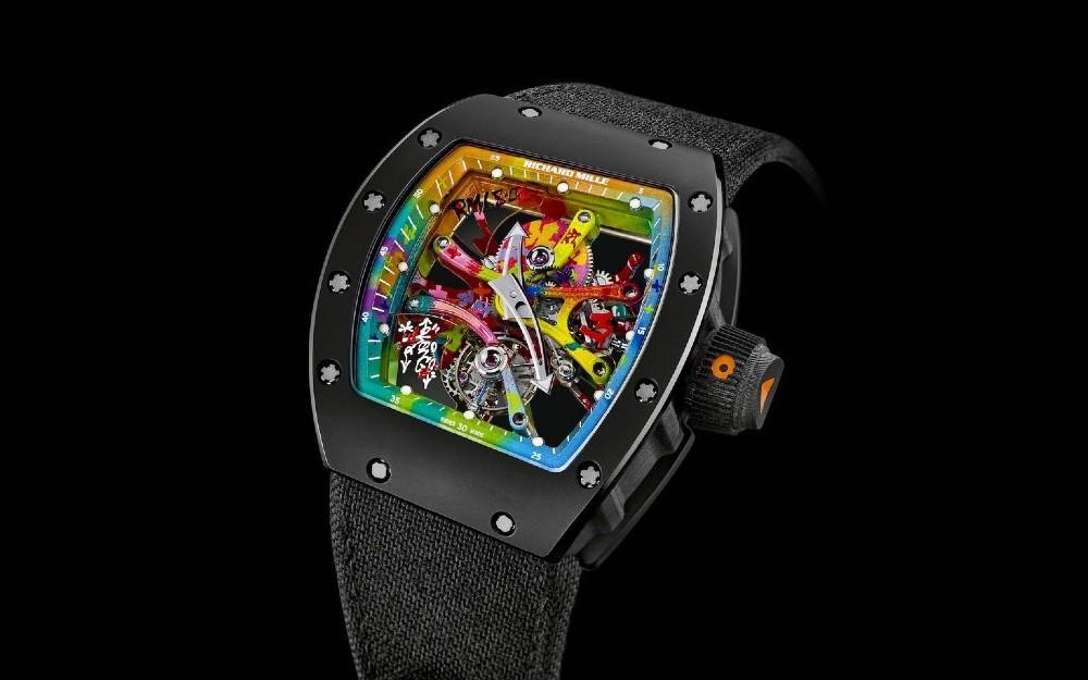 Richard Mille Kongo RM 68
