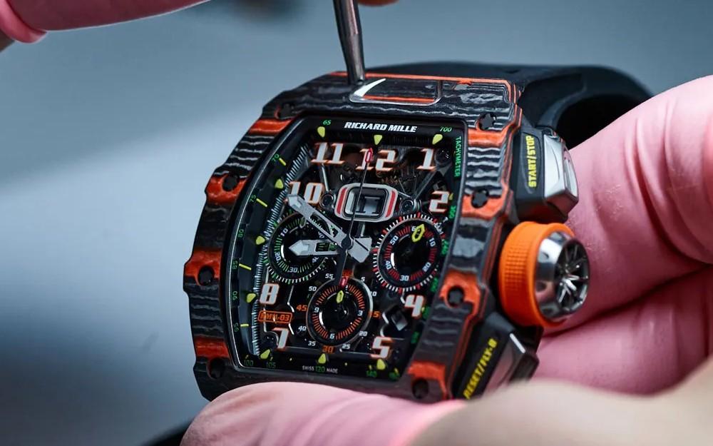 Richard Mille McLaren RM 11-03