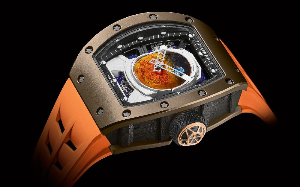 Richard Mille Pharell Williams RM 52-05