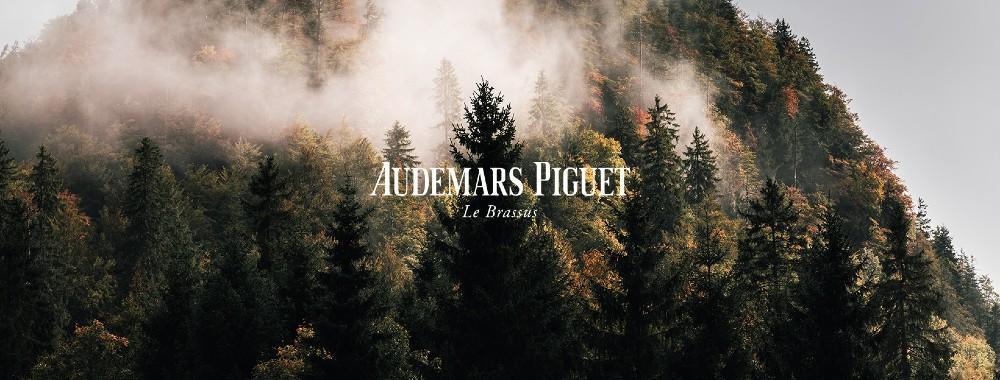 Audemars Piguet, marque de montres de luxe Suisse du Brassus