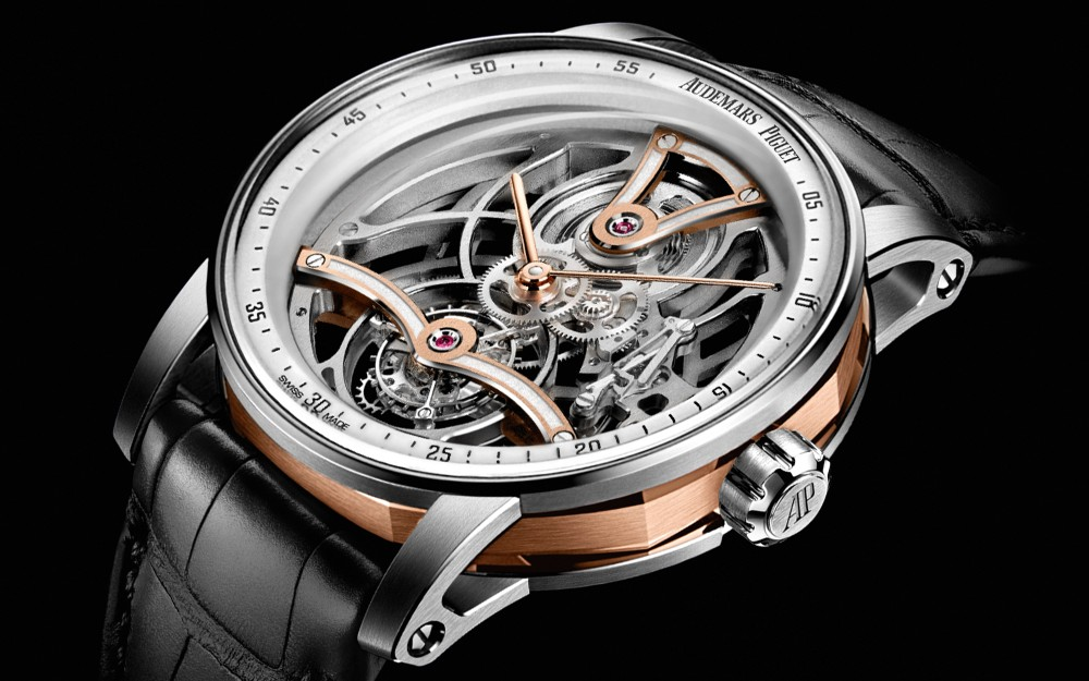 Code 11.59 by Audemars Piguet Tourbillon Squelette