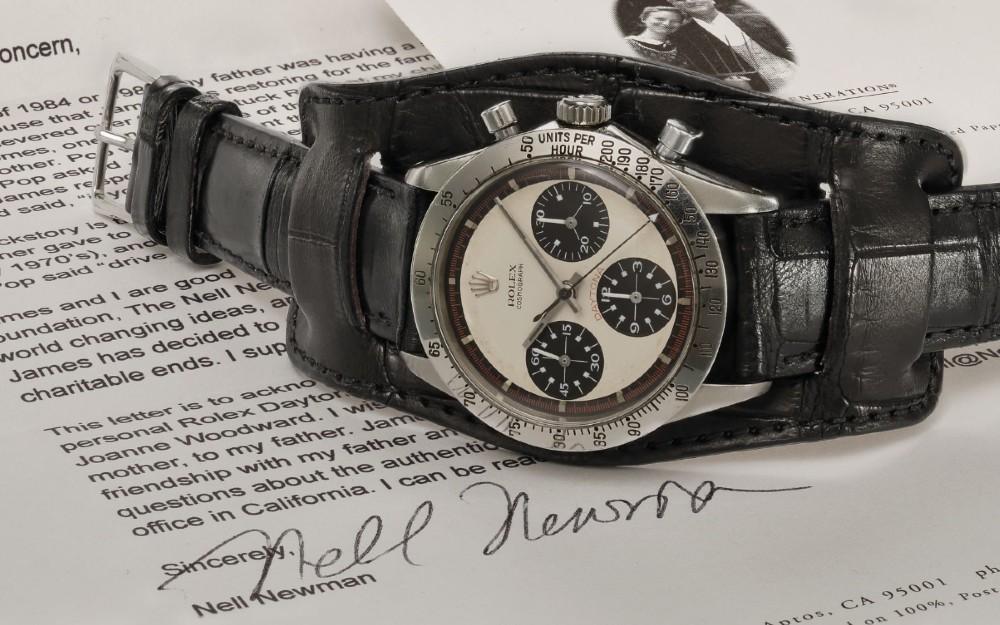 "Rolex Daytona ""Paul Newman"" Réf.6239"