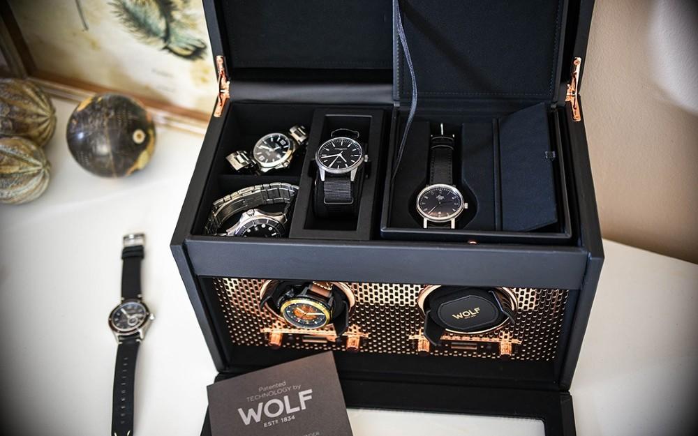 Remontoir à montres Wolf 1834