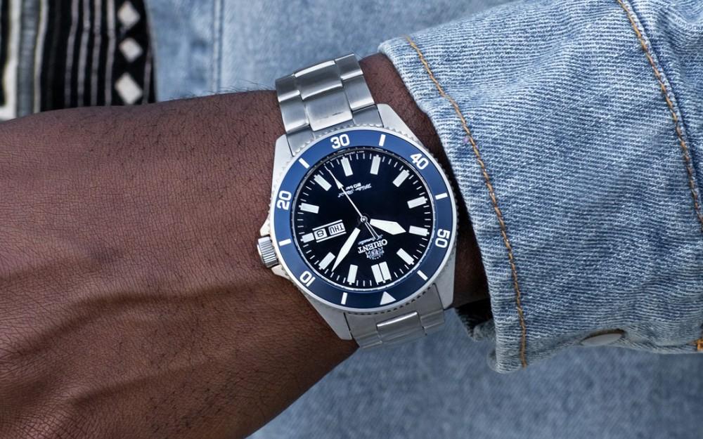 Orient Ray 3 Blue